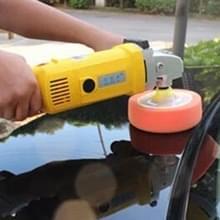 Polijsten de Disc Auto polijsten Machine gewijd spons wiel Wax polijsten spons decontaminatie spons  schroef gat Diameter: 14 mm