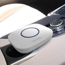 MC-CZ001 auto/huishoudelijke Smart Touch Control Luchtreiniger negatieve ionen luchtfilter (wit)