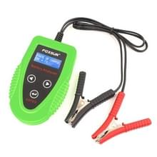 12V auto batterij tester LCD Battery Analyzer auto charge Diagnostic Tool (groen)