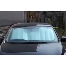 General-Purpose Epe auto zonneklep voordat het bestand grootte: 140cm x 70cm(Silver)