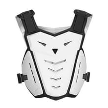 SUV Motorcycle Armor Vest Motorcycle Anti-impact Riding Chest Armor Off-Road Racing Beschermende Vest (Wit)