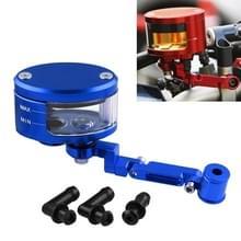 Motorfiets Modificatie Onderdelen Front Brake Fluid Oil Universal Brake Oil Cup voor Kawasaki / Suzuki (Blauw)