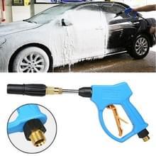 Hoge druk lange vaste Foam Gun voor Self-service auto wasmachine  buitendraad: 22x 1 5