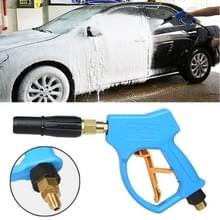 Hoge druk korte vaste Foam Gun voor Self-service auto wasmachine  buitendraad: 18 x 1 5