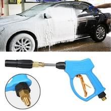 Hoge druk lange vaste Foam Gun voor Self-service auto wasmachine  buitendraad: 18 x 1 5