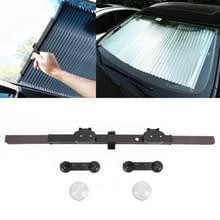 Auto intrekbare voorruit zon schaduw blok zonnescherm cover voor zonne-UV-bescherming  grootte: 65cm