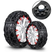 S1 auto rubber Thicken Tire Emergency anti-slip kettingen banden anti-slip kettingen