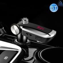 ZTB-018 Dual USB opladen Bluetooth FM-zender MP3 speler Car Kit  ondersteuning Hands-Free Call & TF Card & U disk