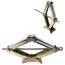 ST-102A zuivere metalen stabilisator Scissor Jack met handvat Levelers 2000 pond (1 Ton) hefvermogen elke - bereik van 8 tot en met 33 CM