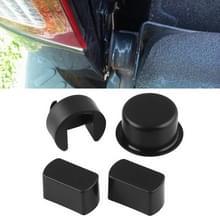 4 STKS Automotive ABS achterklep scharnier Pivot BUSHING insert Kit voor Ford/Dodge