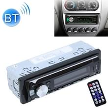 508BT 12V universele auto radio-ontvanger MP3-speler  ondersteuning FM & Bluetooth met afstandsbediening