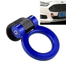 Auto Truck Bumper ronde Tow haak Ring zelfklevend sticker Sticker exterieur decoratie (blauw)
