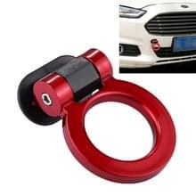 Auto Truck Bumper ronde Tow haak Ring zelfklevend sticker Sticker exterieur decoratie (rood)