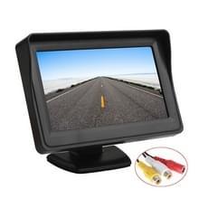 PZ-703 4.3 inch TFT LCD-auto Rearview Monitor met Stand en zon-schaduw