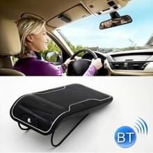 BLS-pro6 Sun Visor Clip Wireless Bluetooth V4.1 Handsfree Car Kit Speaker Speakerphone
