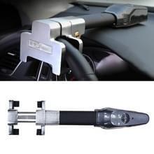 BK-T388 universele auto vergrendeling beveiliging T-Lock anti-diefstal stuurwiel alarm slot met 2 sleutels