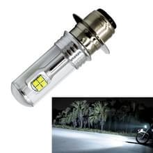 Motor koplampen 750LM 6000K wit H6M/P15D 40W 8-LED-lampen  DC 12-24V