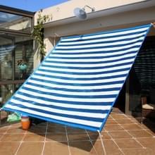 2 * 3m tuinieren schaduw Net zonnebrandcrème Net balkon tuin schaduw arcering Net (willekeurige kleur levering)