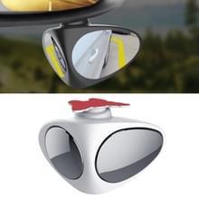 3R-046 360 graden draaibaar right Blind Spot side assistent spiegel voor auto auto