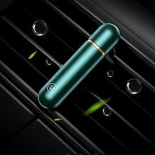 USAMS US-ZB106 Car Air Vent Aromatherapie Geur Eliminator Verfrisser Verfrissende Geur Air Diffuser (Groen)