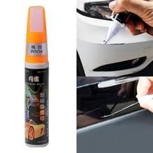 Auto kras reparatie Auto zorg Scratch Remover onderhoud verf zorg Auto verf Pen(White)