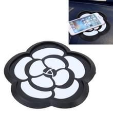 Auto 3D Camellia vorm Rubber Dashboard antislip Super Sticky Pad Mate autohouder voor GPS telefoon MP3 MP4