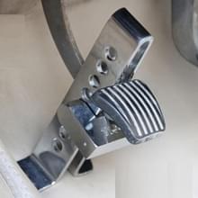 Auto Auto RVS anti-diefstal koppeling Lock auto rem Lock Tool Accelerator pedaal veiligheidsslot met sleutels geschikt voor koppeling onder 19.5 cm hoog