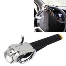 Auto Auto multifunctionele gelegeerd stalen anti-diefstal stuurwiel waarschuwing Alarm Air slot met sleutels veiligheid Hammer