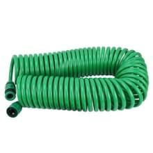 Tuin drenken serie voorjaar buis slang telescopische Spiral Pipe met Water aansluiting adapter en Connector  lengte: 15m