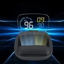 C600 4 inch universele auto OBD2 HUD voertuig-gemonteerde Head up display