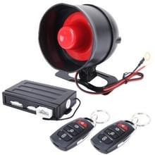 Auto veiligheid waarschuwing Alarm systeem motor Start/Stop drukknop met twee afstandsbedieningen  DC 12V