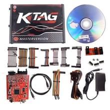 KTAG V 7.020 rode PCB Board ECU Programming tool onbeperkte token