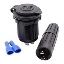 Power plug socket 12V/24V auto koelkast speciale socket voor RV SUV boten
