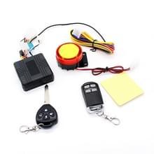 Motorfiets slimme unidirectionele beveiliging alarm systeem met afstandsbediening/sleutel