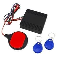 Motorfiets bewerkt anti-diefstal-apparaat-ID Card inductie onzichtbaar ingebouwde Lock Smart IC Card Sensing ingebouwde Lock