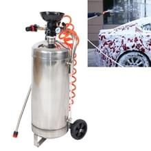 20L multi-functioneel roestvrijstaal Foam Wax machine auto Traceless wasmachine