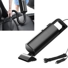 Auto Portable Wired 120W Handheld Krachtige Stofzuiger (Zwart)