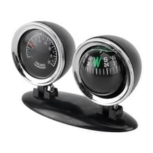 2 in 1 gids bal auto guidance kompas thermometer Cars auto dashboard