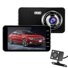 SE009 4 inch 170 graden groothoek Full HD 1080P video auto touch screen DVR  ondersteuning TF Card/loop Recording/G-sensor