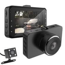 SE018 3 inch 170 graden groothoek Full HD 1080P video auto DVR  ondersteuning TF Card/loop Recording/G-sensor