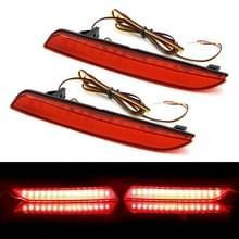 2 stuks 382 0.06 W/12V auto Achterbumper licht remlicht voor Honda Fit 2011