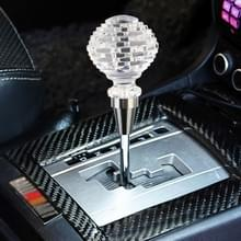 Universele auto nest vormige Crystal Gear hoofd Gear Shift knop