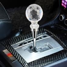 Universele auto sferische Crystal Gear hoofd Gear Shift knop