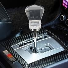 Universele auto toren gevormde Crystal Gear hoofd Gear Shift knop