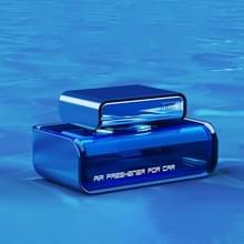 cafele Parfum Fles Aromatherapie Car Parfum Decoratie Ornamenten (Blauw)