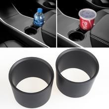 2 stks auto water Cup beperkende Fixer voor Tesla Model 3