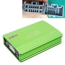 AXCTC voor Chevrolet/Ford No. 20 DSP-3 0 stereo audio versterker auto audio DSP processor met verlengkabel bedrading harnas