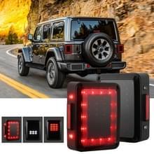 2 PC'S auto Angel Eye achteruitrijlichten/turn Light/achterlicht voor ons versie Jeep Wrangler JK 2007-2017
