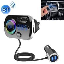 BC49BQ auto digitale radio-ontvanger Bluetooth MP3-speler FM-zender Voice Assistant QC 3.0 Quick Charger
