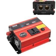 300W DC 24V naar AC 220V auto multi-functionele zuivere sine wave Power Inverter  willekeurige kleur levering